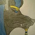 Anubis  by Niklas Andersen