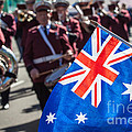 Anzac Day In Perth  by Mariusz Prusaczyk