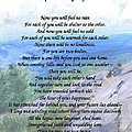 Apache Wedding Prayer by Linda Feinberg