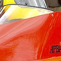 Apba Boat And Helmet 24291 by Jerry Sodorff