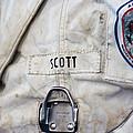 Apollo Lunar Suit by Christi Kraft