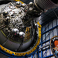 Apollo Mission Space Craft by David Lee Thompson