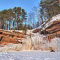 Apostle Islands Winter  by Shane Mossman