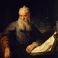 Apostle Paul by Rembrandt