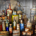 Apothecary - For All Your Aches And Pains  by Mike Savad