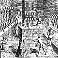 Apothecary Shop, 1688 by Granger