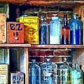 Apothecary Stockroom by Susan Savad