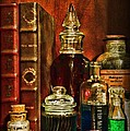 Apothecary - Vintage Jars And Potions by Paul Ward