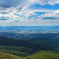 Appalachain Trail View by Glenn Gordon