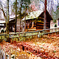 Appalachian Autumn by CHAZ Daugherty