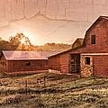 Appalachian Barns by Debra and Dave Vanderlaan