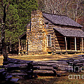 Appalachian Homestead by Paul W Faust -  Impressions of Light