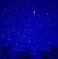 Appalachian Mountain Starry Night by Thomas R Fletcher