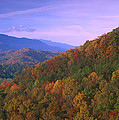 Appalachian Mountains Ablaze  by Tim Fitzharris