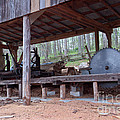 Appalachian Saw Mill by Terry Cotton