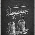 Apparatus For Beer Patent From 1900 - Dark by Aged Pixel