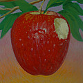 Apple 3 In A Series Of 3 by Don Young