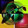 Apple Blur by Iris Gelbart