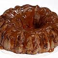 Apple Caramel Bundt Cake by Iris Richardson