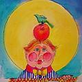Apple Cheeks by Lou Cicardo