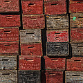 Apple Crates by Garry Gay