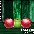 Apple Farm by Marvin Blaine