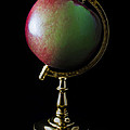 Apple Globe by Hal Halli