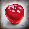 Apple by Ilse Kleyn