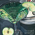 Apple Martini by Debbie DeWitt