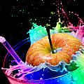 Apple Splash by John Sprague