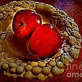 Apple Still Life 2 by Debbie Portwood