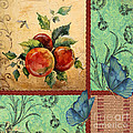 Apple Tapestry-jp2203 by Jean Plout