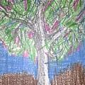Apple Tree by Erika Chamberlin