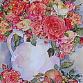 Apples And Roses by Sherri Crabtree
