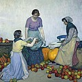 Apples by Myron G Barlow