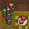 Apples by Yutaka Kobayashi