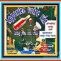 Apportez  Votre Vin Vintage French Bistro Signage Paris Style Menu Poster Decor Painting Cspandau by Carole Spandau