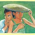 Apprehension In Vietnam by Clyde  Stewart