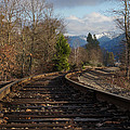 Approaching Grants Pass 2 by Mick Anderson