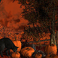 Approaching Halloween by Approaching Halloween