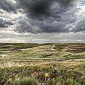 Approaching Storm by Garett Gabriel