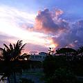 Approaching Storm Palmas Del Mar by Marilyn Holkham