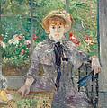Apres Le Dejeuner by Berthe Morisot