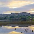 April In Donegal - Lough Eske by Bill Cannon