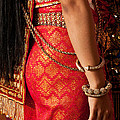 Apsara Dancer 02 by Rick Piper Photography
