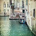 Aqua - Venice by Lisa Parrish