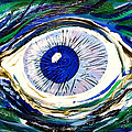 Aqua Eye by Doug LaRue