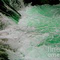 Aqua Falls by Rich Collins