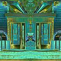 Aqua House 2 by Don and Judi Hall