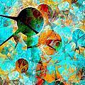 Aquarium 612-12-13 Marucii by Marek Lutek